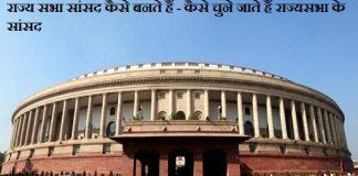Rajya sabha Member Election Process-राज्य-सभा-सांसद-कैसे-बनते-हैं-कैसे-चुने-जाते-हैं-राज्यसभा-के-सांसद